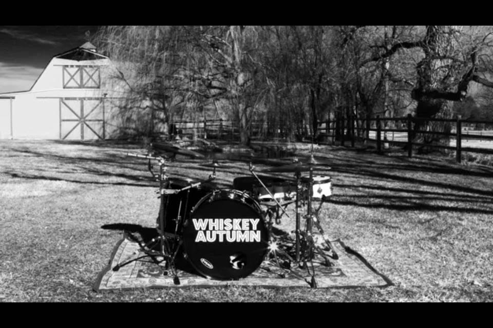 "A scene from Whiskey Autumn's music video ""My Dear Miss Claire""."