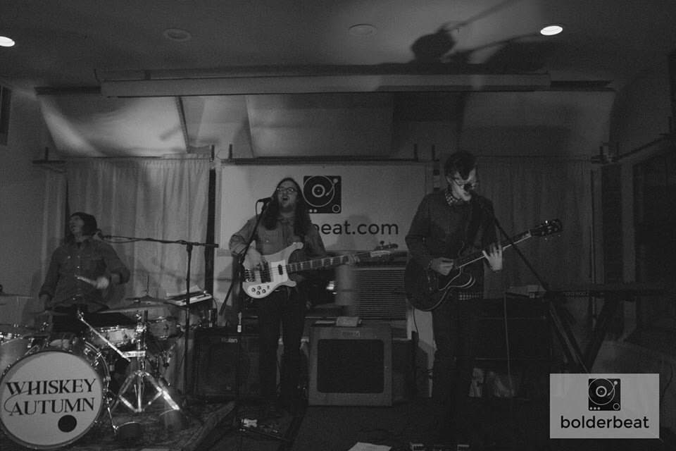Whiskey Autumn at The Fall Showcase.