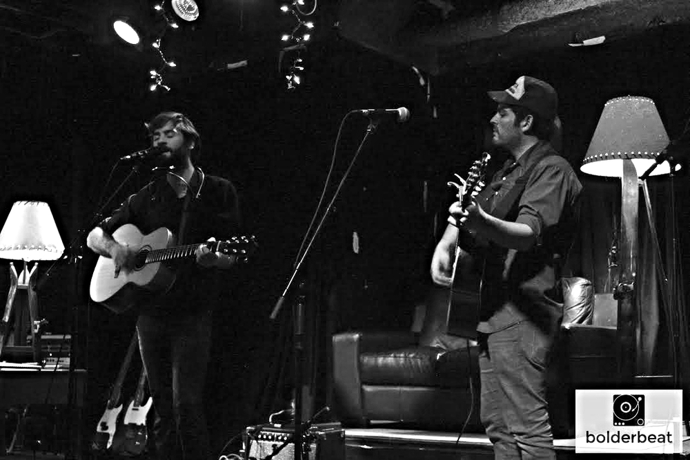 Headliner John Craigie with Special Guest Gregory Alan Isakov. Photo Credit:   Hannah Oreskovich