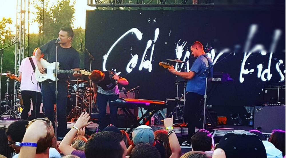 Cold War Kids. Photo Credit: Katelyn