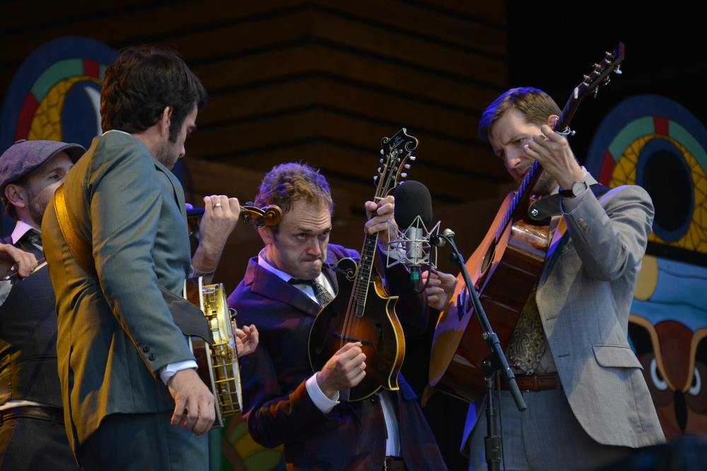 Punch Brothers.