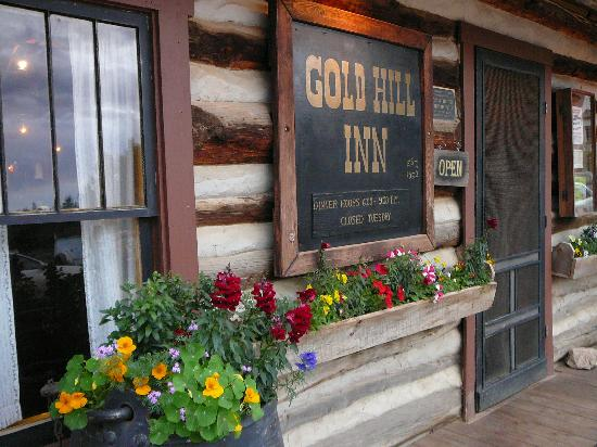Boulder's Gold Hill Inn.