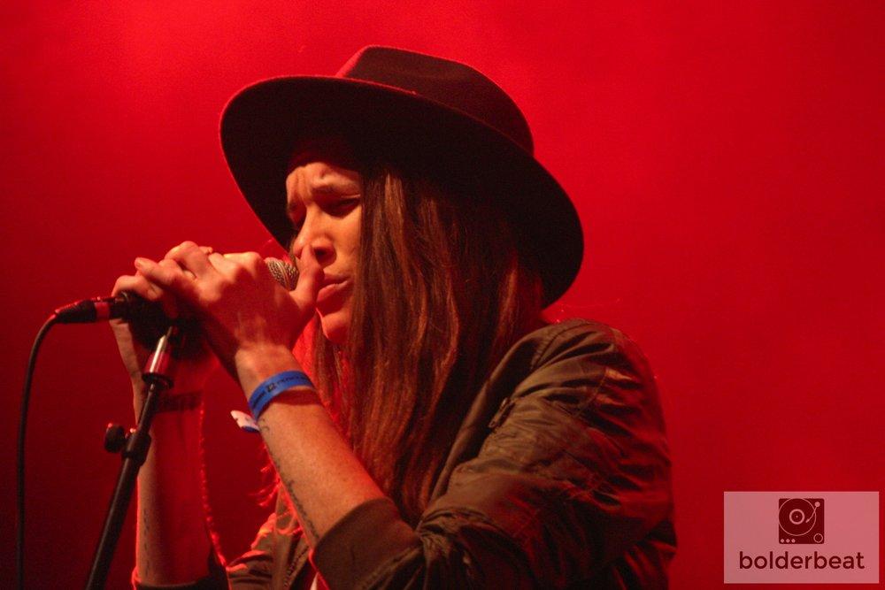 Sarah Slaton.
