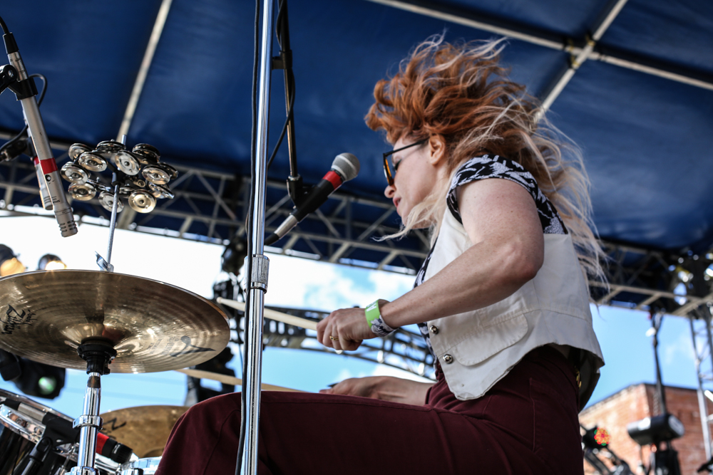 Deap Vally. Photo Credit:  Sierra Voss