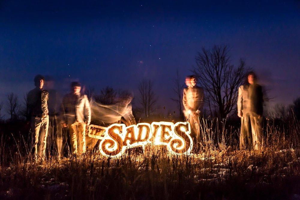 The Sadies. Photo Credit: Heather Pollock Photography