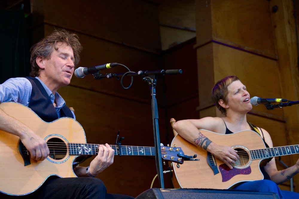 The Weepies showcased their tight harmonies and shared light-hearted anecdotes.jpg