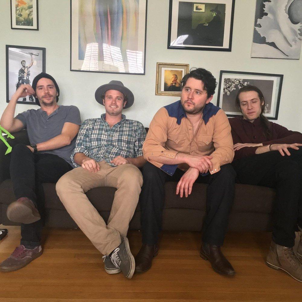 Matt Rouch & The Noise Upstairs