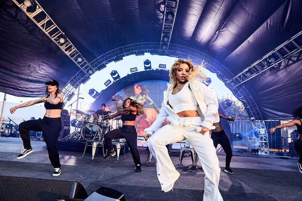 Tinashe.