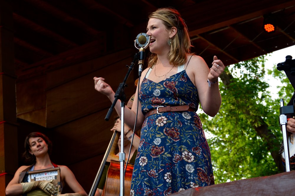 Celia Woodsmith _ Zoe Guigueno of Della Mae joined by Bonnie Paine.jpg
