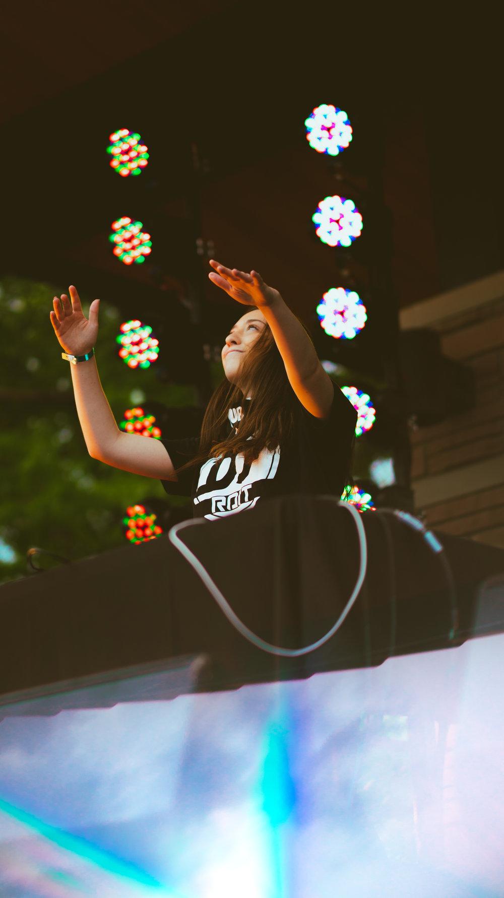DJ Roit.