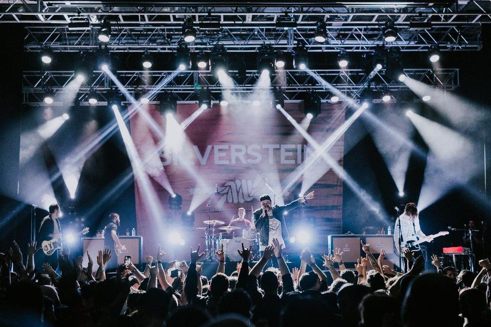 Silverstein.