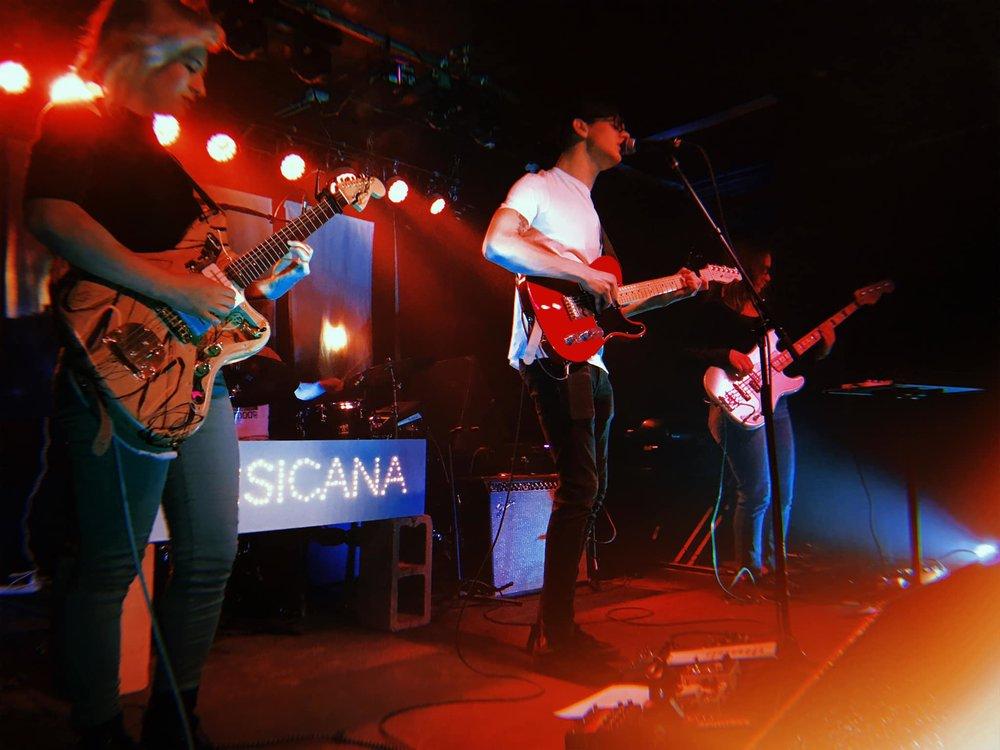 Corsicana at Globe Hall. Photo Credit: CODO Productions.