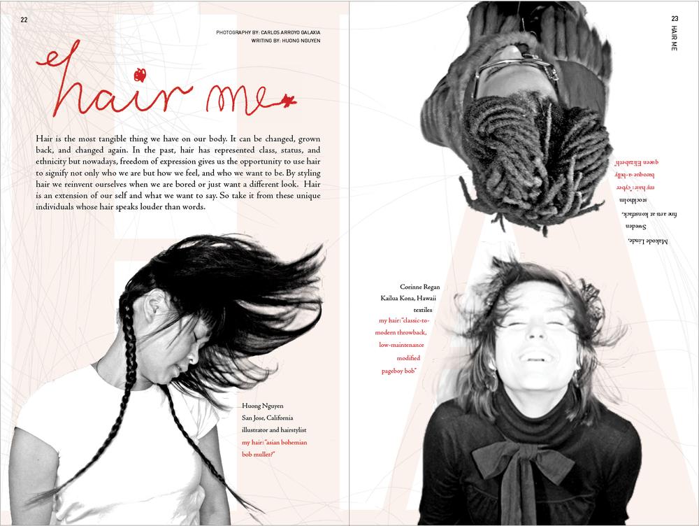 Photography  攝影 :   Carlos Arroyo Galaxia   |   Writing 文章: Huong Nguyen |  Design  設計: Rowena Chan