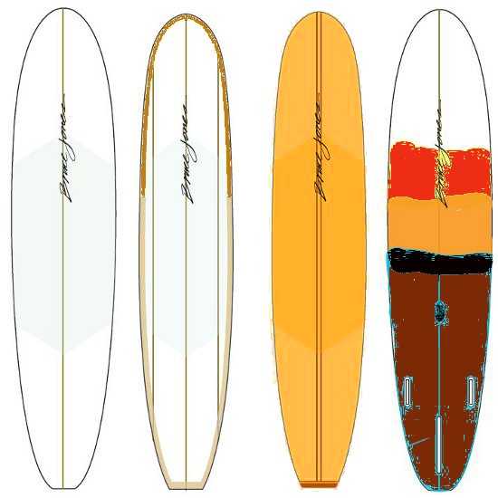 Bruce Jones Surfboards