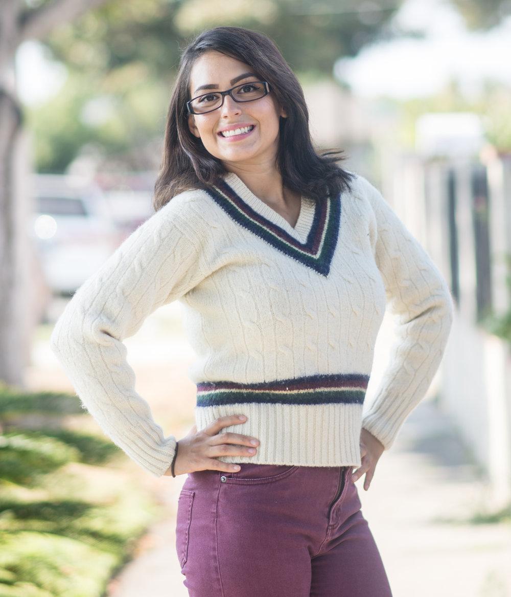 Ralph Lauren V-Neck Wool Sweater