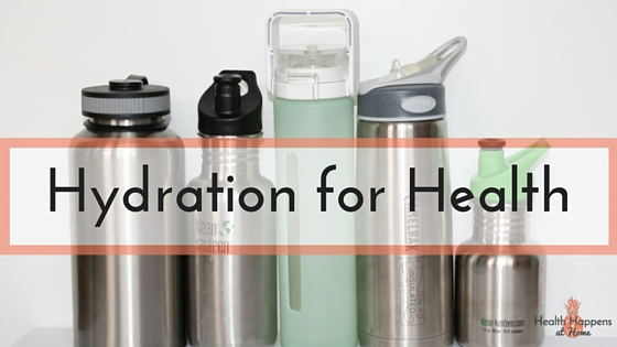 hydration for health: 6 tips for staying hydrated