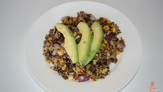 Taco Quinoa Salad