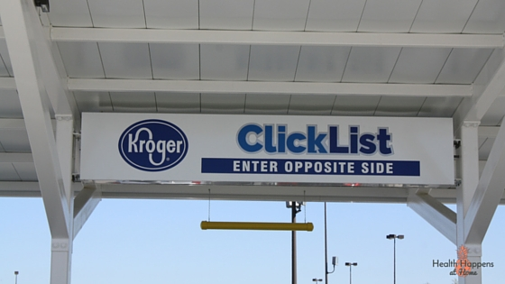 A Review of the Kroger ClickList. Read now or pin for later - Health Happens at Home