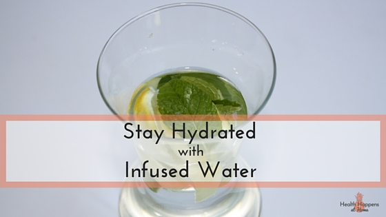 Get water infusion ideas to maintain hydration. Read now or pin for later. - Health Happens at Home