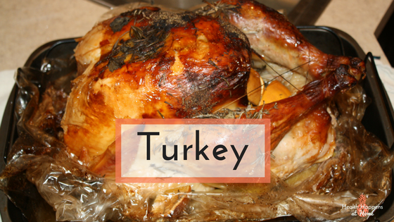 3 easy tips for a terrific turkey. Read now or pin for later. - Health Happens at Home