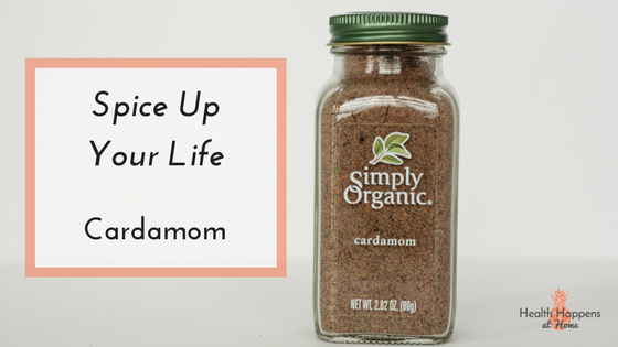 The case for cardamom. Find out more about benefits of this spice and ways to eat more. Read now or pin for later - Health Happens at Home