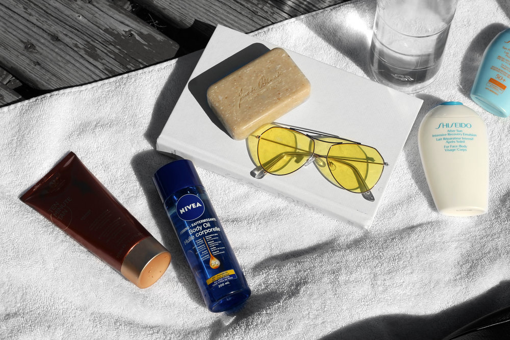 Best Products To Achieve and Maintain a Summer Tan