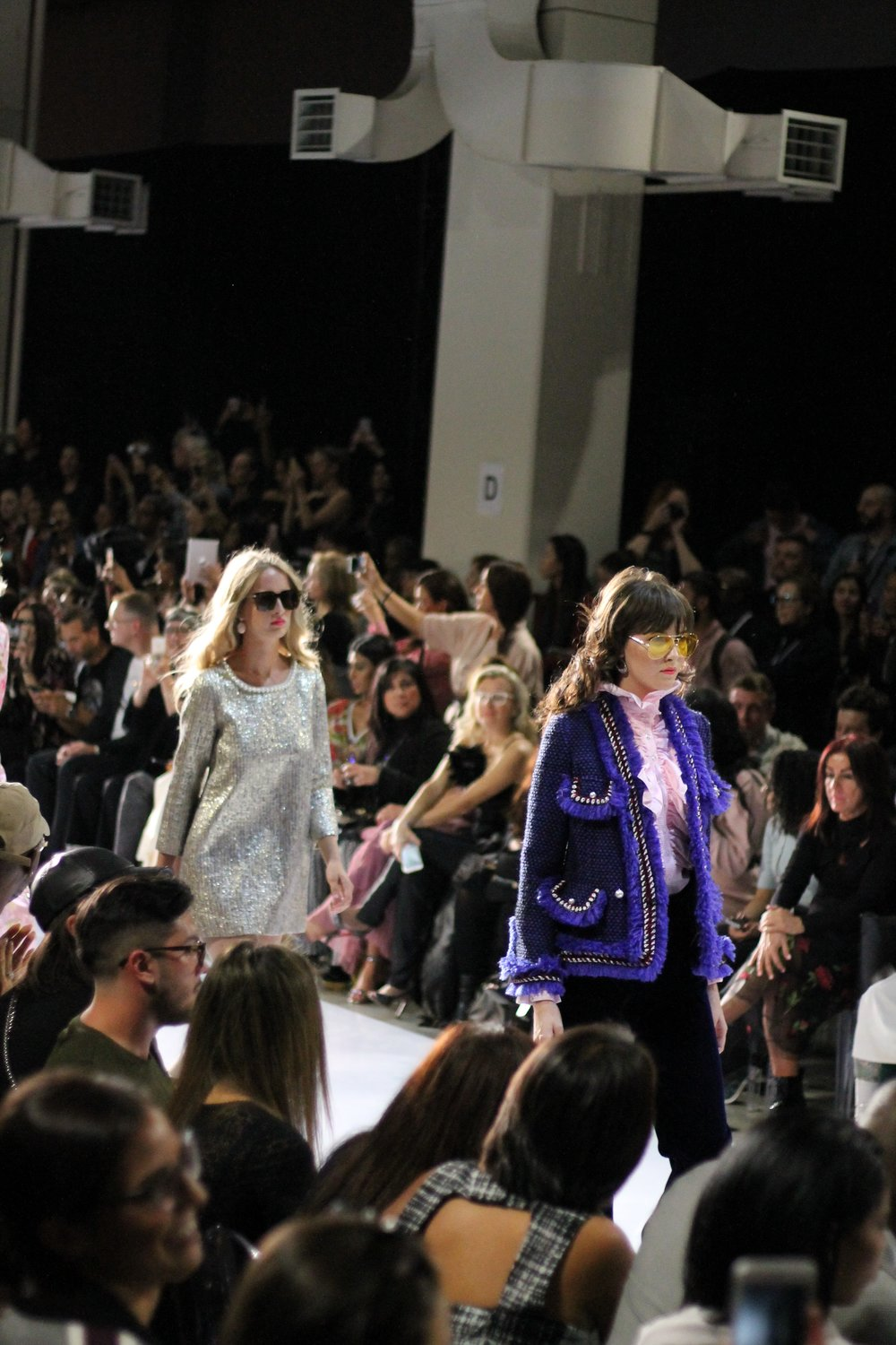 Hendrixroe Runway Show at Toronto Women's Fashion Week