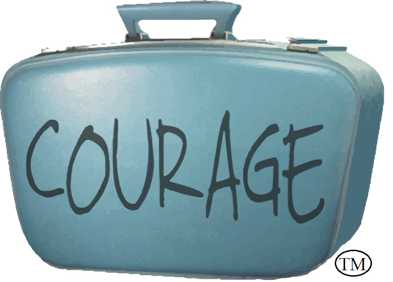 Suitcase of Courage