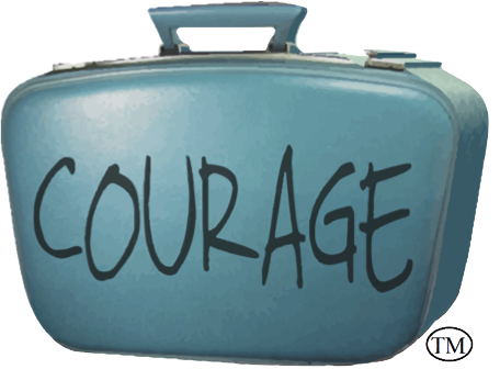 The Suitcase of Courage