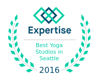 2016 Best SUP Yoga Studio in Seattle, wA