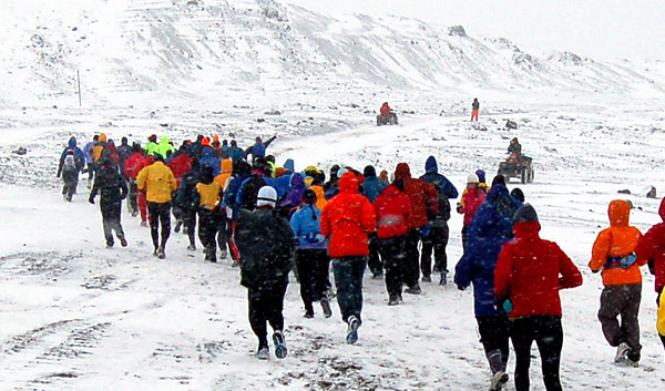 Antarctica-Marathon