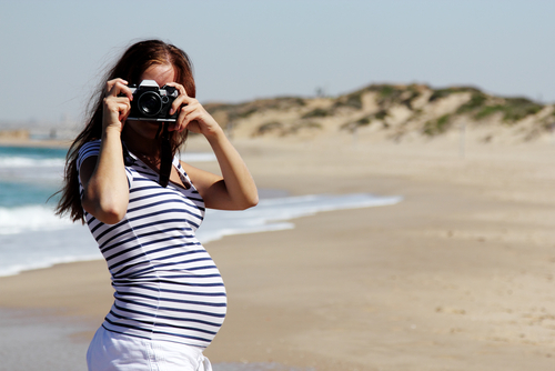 PregnantWomenTraveling