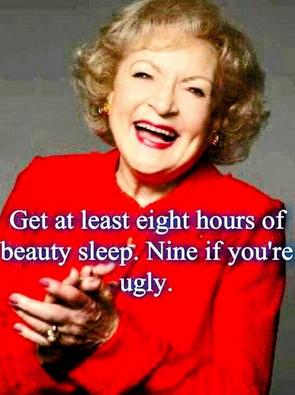 BW 1 - Beauty Sleep