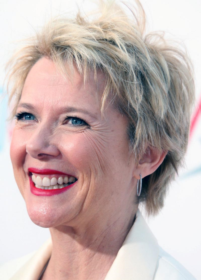 Annette Bening is fabulously frost-free!