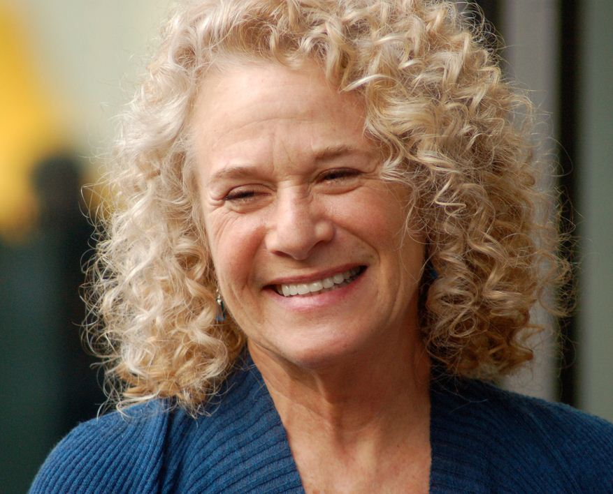 Carole King Now