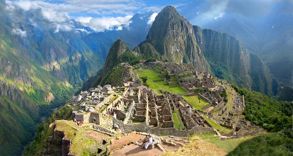 Machu Picchu - Lion of Judea