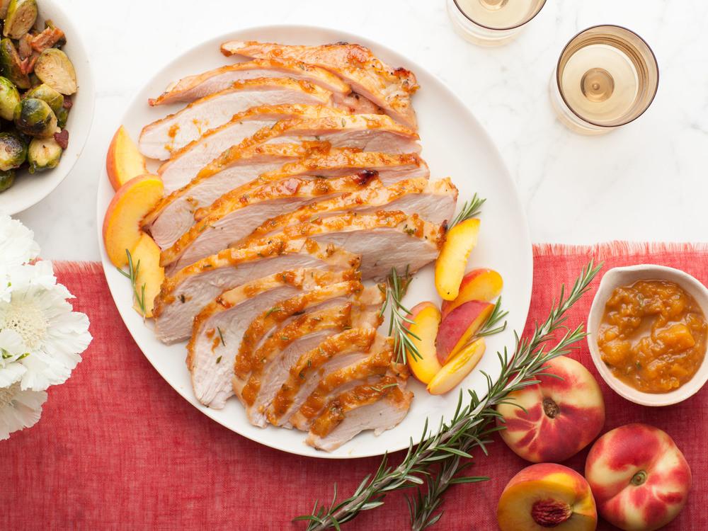 Oriental Turkey Breast