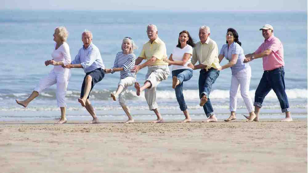 Reinvention for Boomers