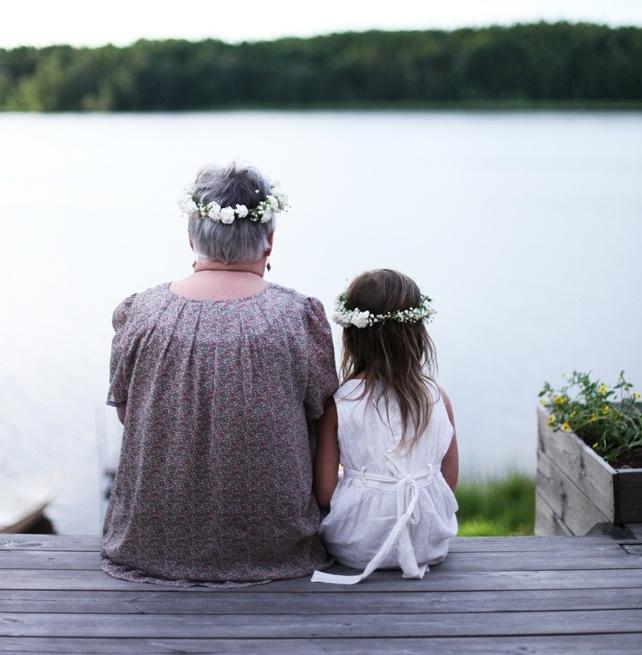 Grandchild confidentiality with grandparents