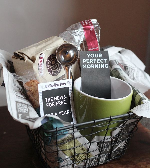 Love this gift idea via PrettyMayhem. Read the gifting story here.