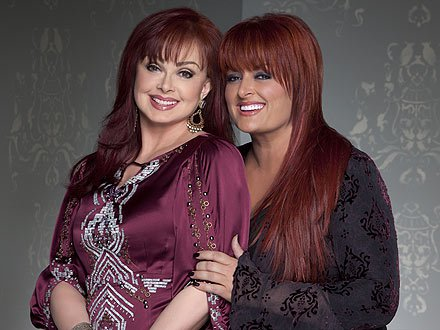 Picture: Naomi and Wynonna Judd, currently estranged, via People Magazine. Read Naomi's story here.