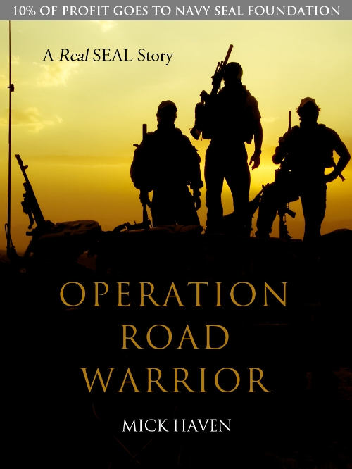 "If you liked American Sniper then the short story ""Operation Road Warrior: A Real SEAL Story"" is for you. SEALs are more like Vikings, pirates or bikers than Knights of the Round Table or Boy Scouts with guns. But meet some for yourself in ""Operation Road Warrior"" as the SEALs of Bravo Platoon kick off their deployment to Afghanistan by springing a Trojan Horse ambush on a Taliban warlord and his crew of hijackers.  ""Operation Road Warrior"" is the first installment of The Real SEAL Stories about a SEAL platoon sent to Afghanistan as part of the Surge. Not romanticized or anti-war, they're just war stories: stark and unrelenting."