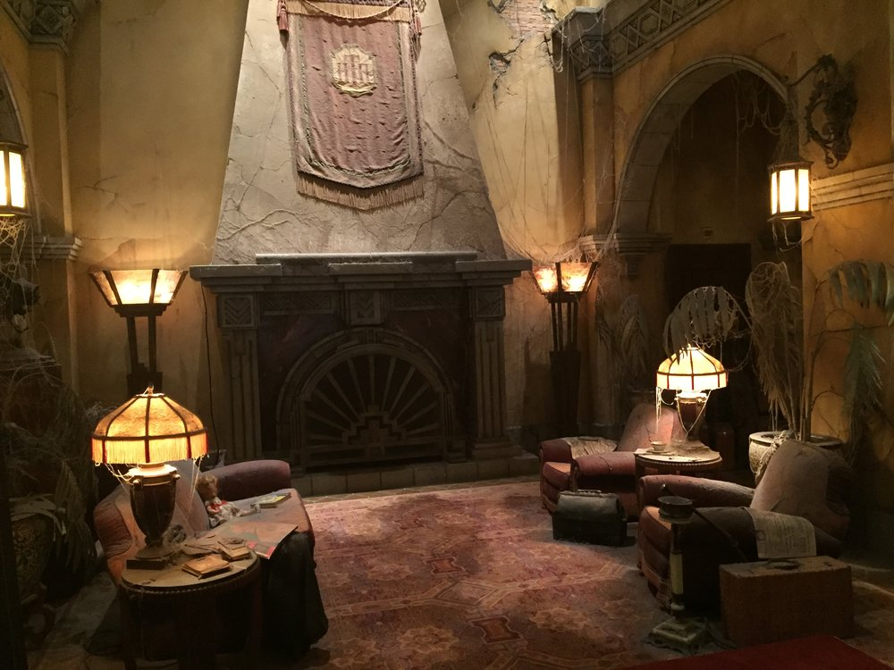 Last day of Tower of Terror in Disney's California Adventure