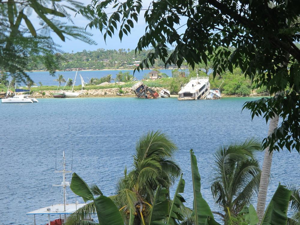 Port Vila, Vanuatu. January 2016.