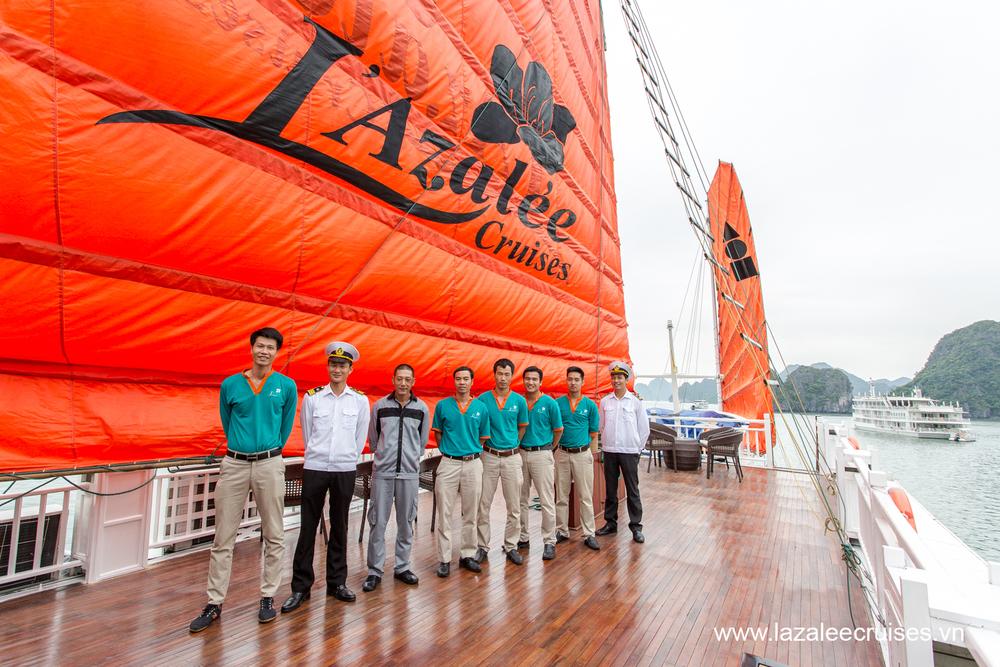 L'Azalee Cruises_Overnight Cruise_Staff (1).jpg