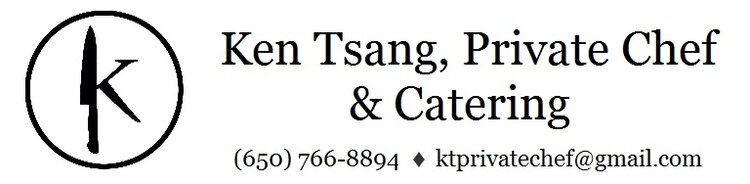 Ken Tsang, Private Chef & Catering