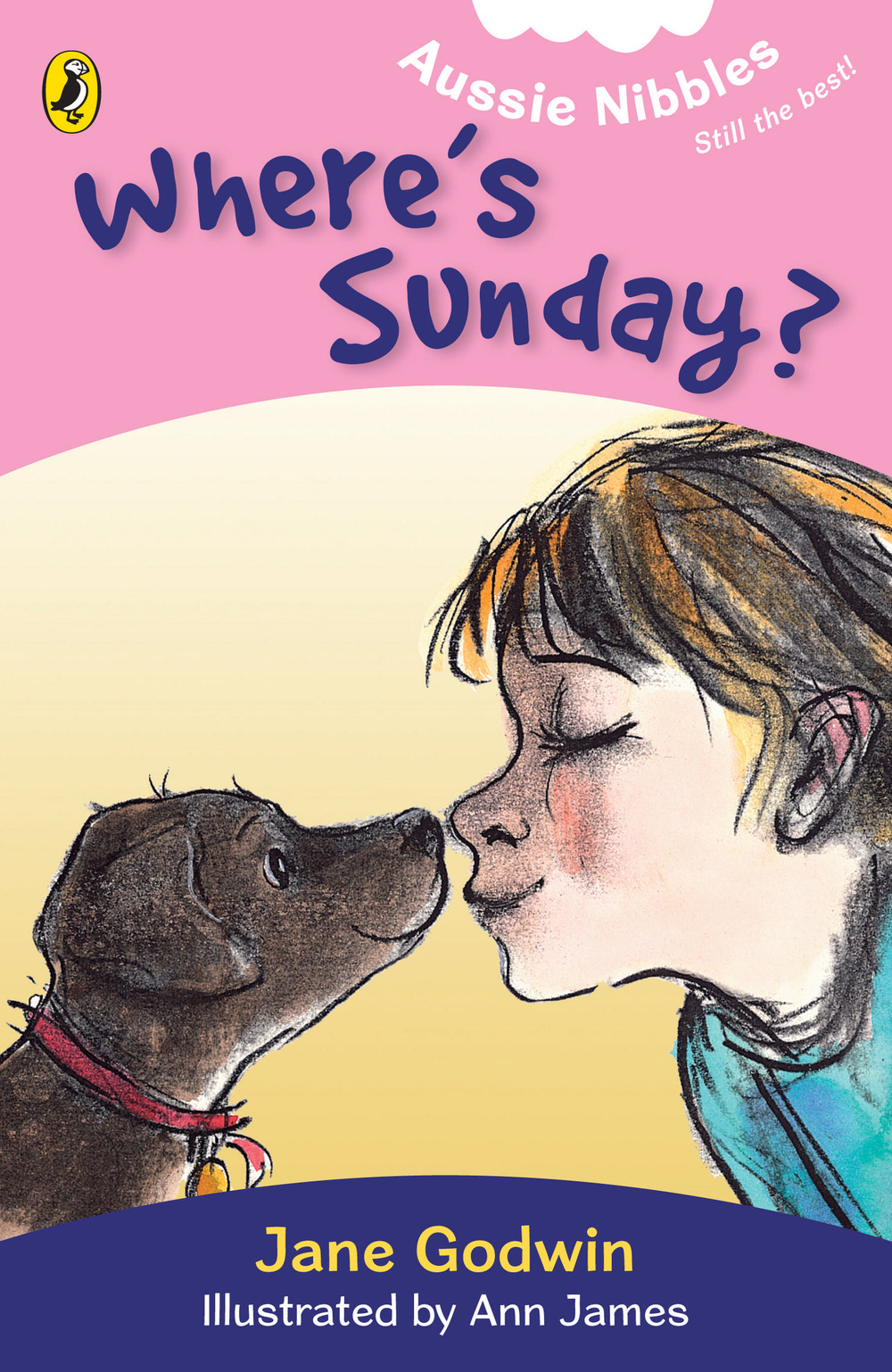 Where's Sunday?  (illustrated by Ann James)  2010