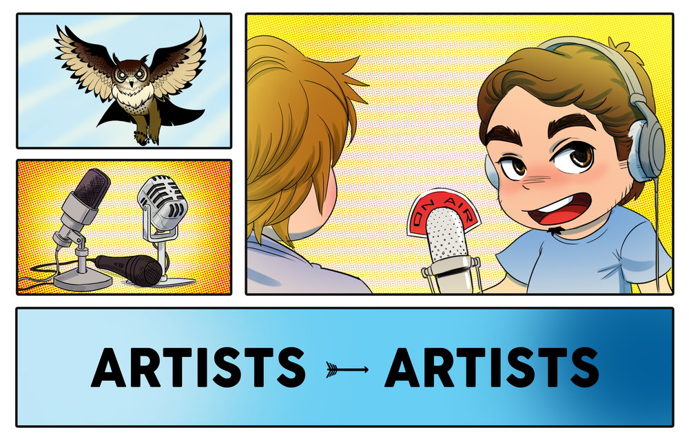 Client: ArtistsxArtists - Drew McCarroll