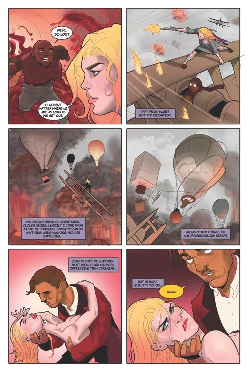 Bolt Action Issue 3 Page 18 Ben Matsuya