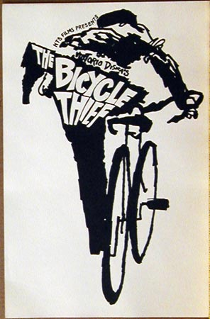 bicyclethievespolishposter
